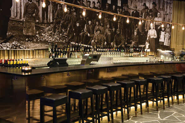De Copperhill bar