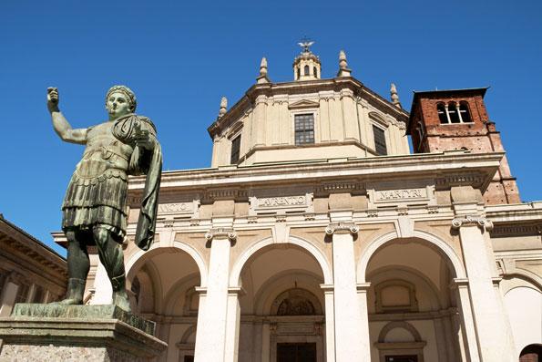 San Lorenzo Maggiore in Napels