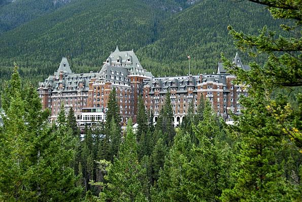 Het Banff Springs Hotel