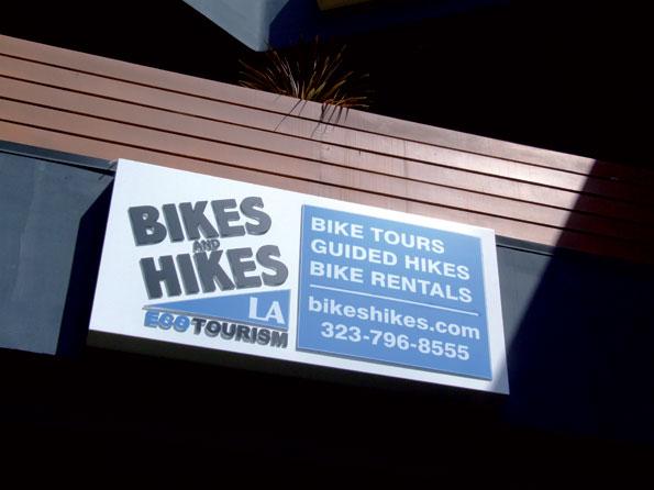 LA Bikes and Hikes