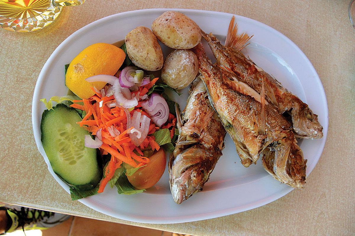 Eten en drinken op de Canarische Eilanden