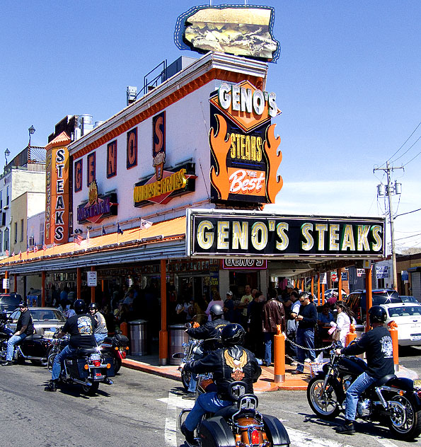 Gino's Cheesesteaks in Philadelphia