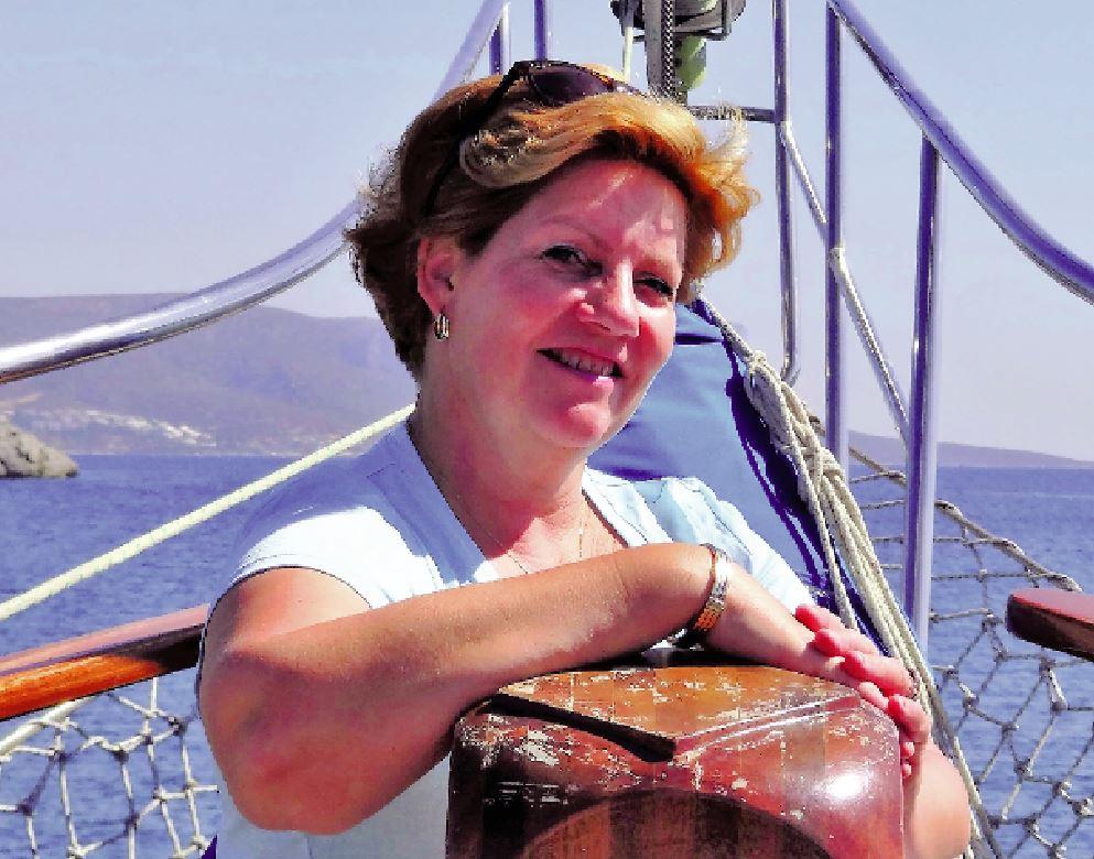 Dutch Local Ingeborg Oostlander