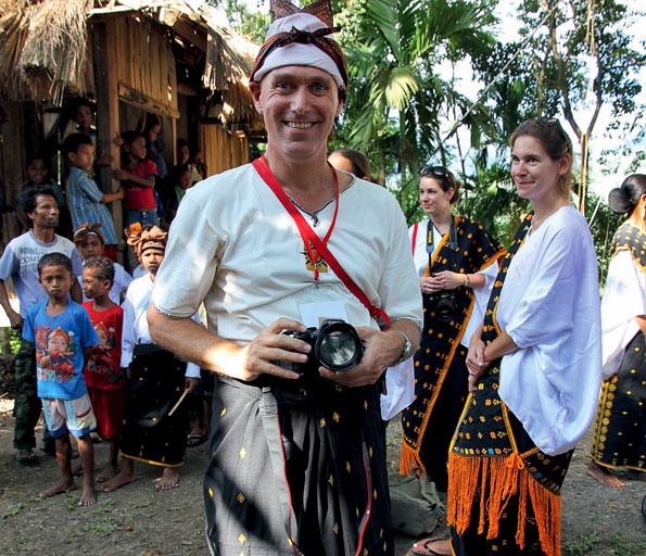 Gerald van Amerongen van Happy Trails