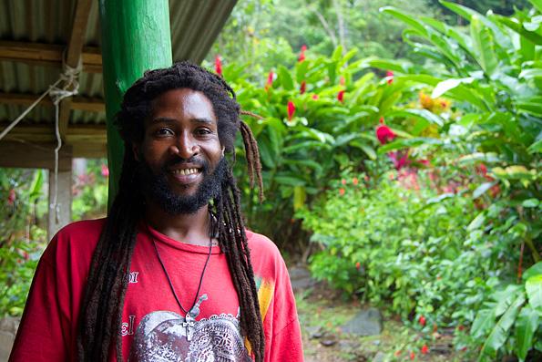 Rastafari op Jamaica