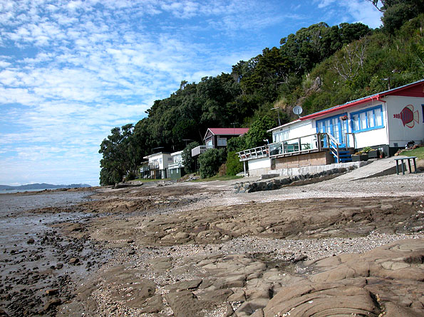 Sandspit Holiday Park