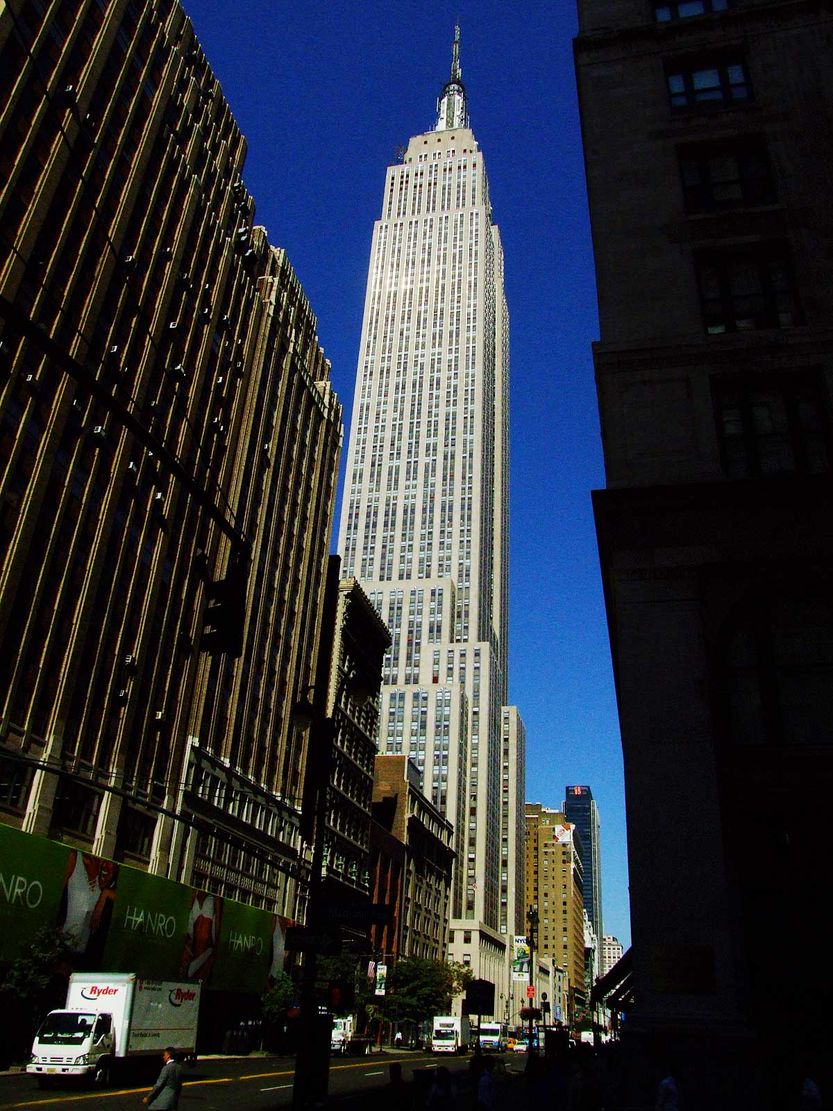 Het Empire State Building in New York