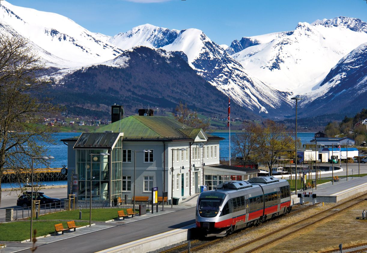 De mooiste Noorse sporen