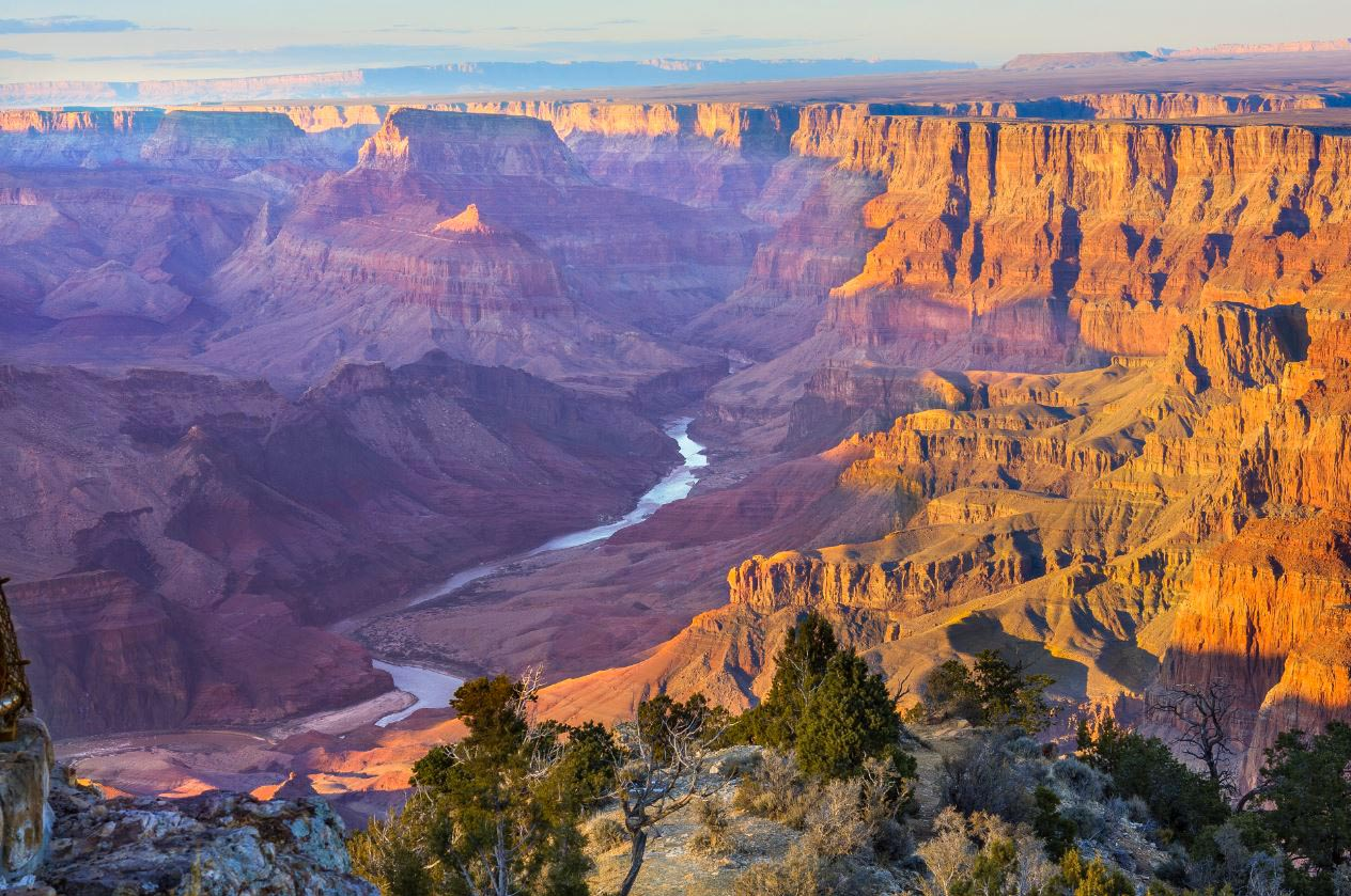 Susan Smit bezocht de Grand Canyon