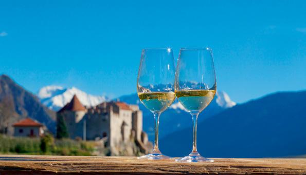 Eten en drinken in Val Venosta