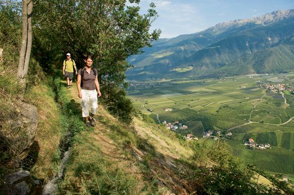Wandelen in Val Venosta