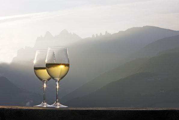 Wijn uit Zuid-Tirol