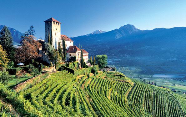 Zuid-Tirol, Italië